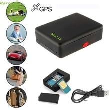 Coche Niños A8 Localizador Mini Tiempo Real Global GSM/GPRS/GPS Tracker Seguimiento de Velocidad Rápida de Octubre 19