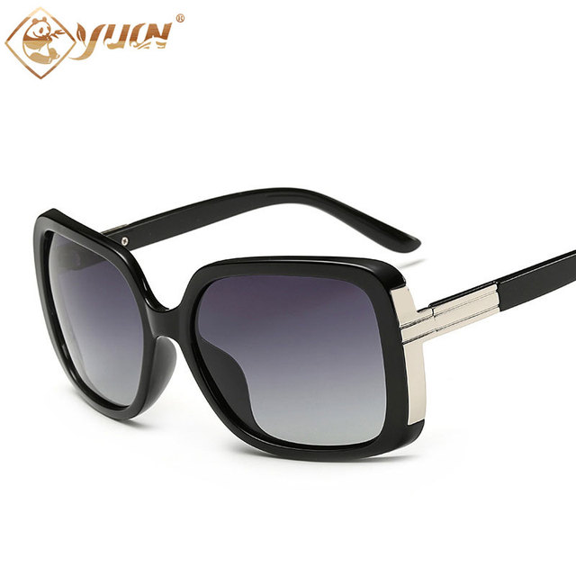 e3f4ee0450e Hot Sale Polarized Sunglasses Women Brand Designer Sun Glasses Fashion  Female Summer Shade Eyewear 9257