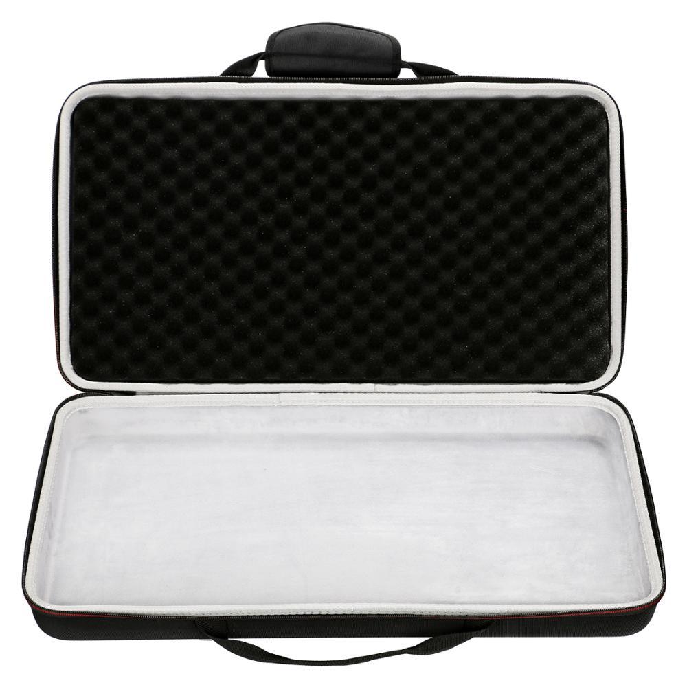Boîtier LTGEM pour Pioneer DJ DDJ SB3/DDJ SB2/DDJ 400 ou contrôleur Portable à 2 canaux ou contrôleur DJ de Performance DDJ-RB - 5