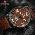 Relógio de pulso de quartzo esportes dos homens top de luxo da marca naviforce data semana de mergulho militar relógios homens relogio masculino relógio masculino