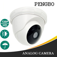 Pengbo 1200TVL Analog Camera CCTV Mini Camera for home security systems PB CCTVB ANW09