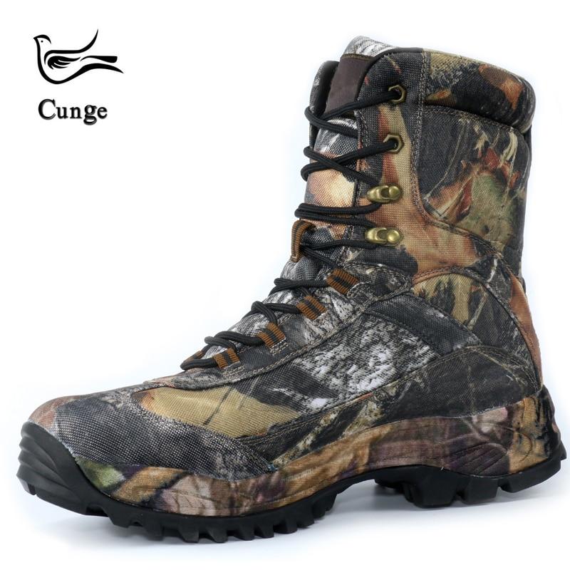 Yeni Erkekler askeri taktik botları Savaş Botları Çöl Botları Yürüyüş Kamuflaj Yüksek top Çöl Botları Moda iş ayakkabısı'da  Grup 1