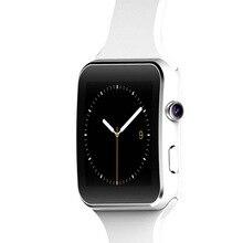 """Heißer verkauf x6 bluetooth smart watch mtk6260 1,54 """"Ips-bildschirm Kamera-unterstützung Sim-karte Smartwatch Uhr Für iOS Android PK GT88 KW18"""