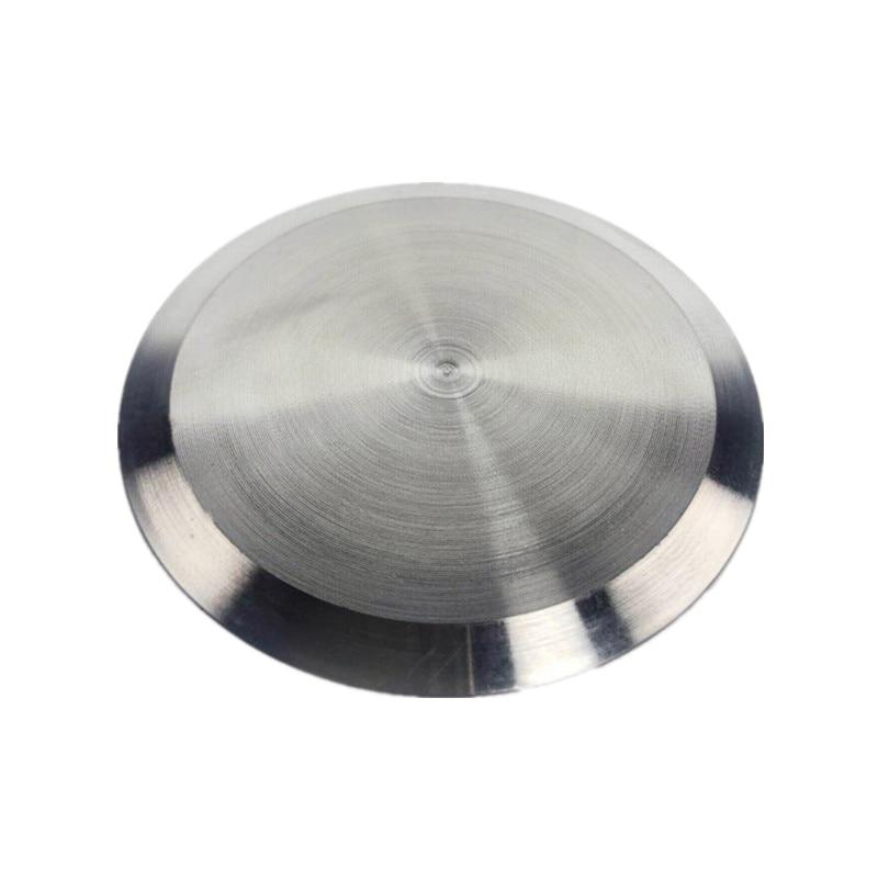 Sanitary End Cap Tri Clamp Ferrule Flange Stainless Steel SUS SS 304