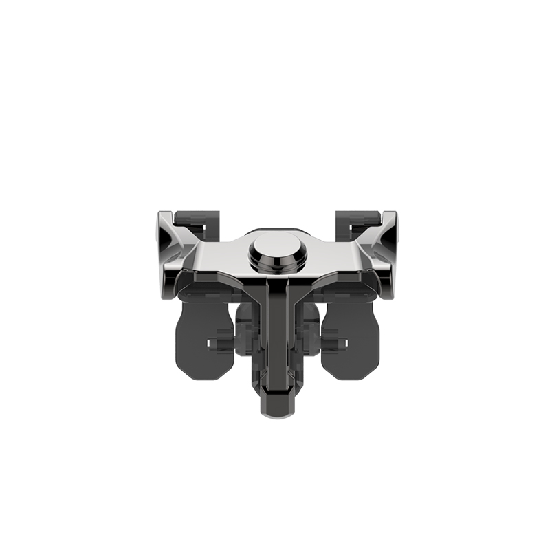Image 3 - 1Pair Metal Phone Game Pad PUBG Mobile Cellphone Game Controller Shooting Trigger Game Joy Stick for IOS Android-in Gamepads from Consumer Electronics