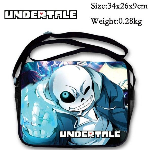 New Game Undertale Messenger Satchel Student Computer Bag Shoulder Bag Fift