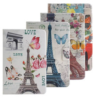 Ultra Slim Cartoon Leather Flip Cover Case Stand Shell Housing Case For Apple IPad Mini 4