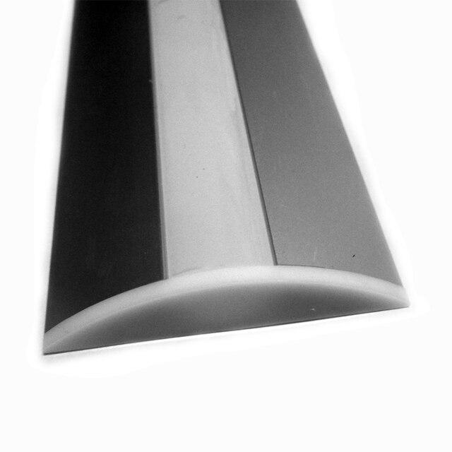 30m (30pcs) a lot, 1m per piece, AP5208 Anodized LED Aluminum profile for led strips