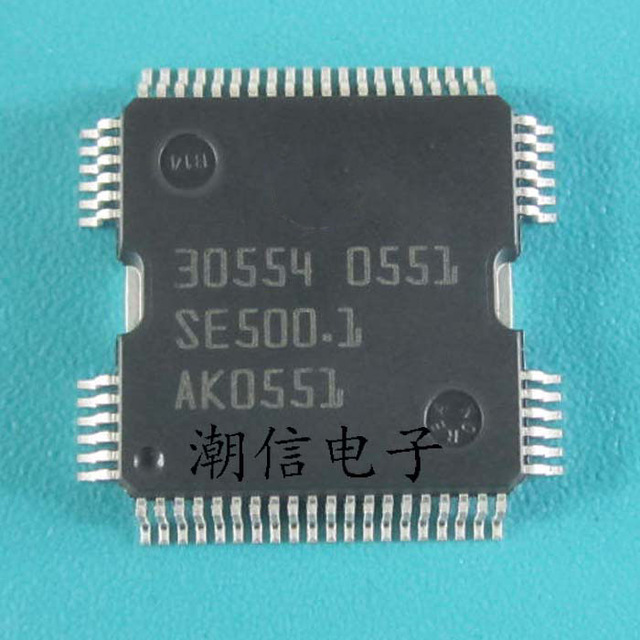 30554 Auto PC board driver chip ECU driver IC supply module QFP 64-in  Integrated Circuits from Electronic Components & Supplies on Aliexpress.com  | Alibaba ...