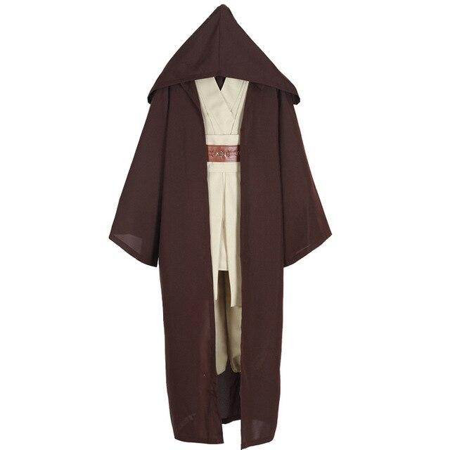 New Star Wars Jedi Knight Anakin Cosplay Costume Custom-Made Men Women Size 1