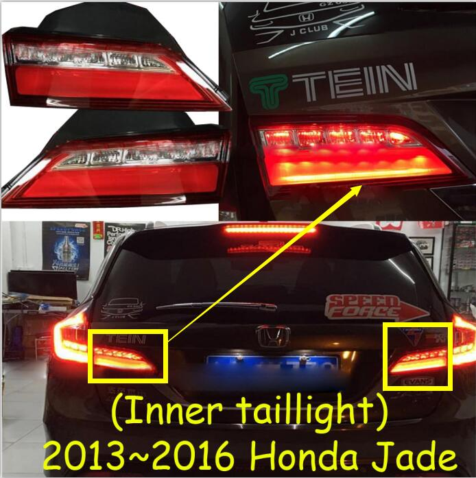 Jade taillight,2013~2016,Free ship!LED,2pcs/set,Jade rear light,Jade fog light;crosstour,XR-V,XRV