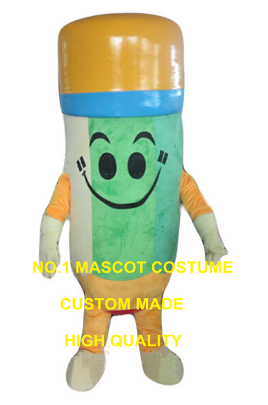 1 piece new cartooon pencil school mascot costumes adult size hot sale promotion pencil costumes carnival fancy dress 2643-in Mascot from Novelty u0026 Special ...  sc 1 st  AliExpress.com & 1 piece new cartooon pencil school mascot costumes adult size hot ...