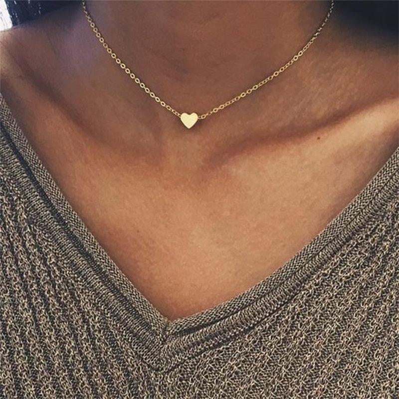 Модное женское ожерелье из сплава, s& Кулоны, колье, ожерелье золотого цвета с кристаллами, ожерелье для женщин, подарок - Окраска металла: x271gold