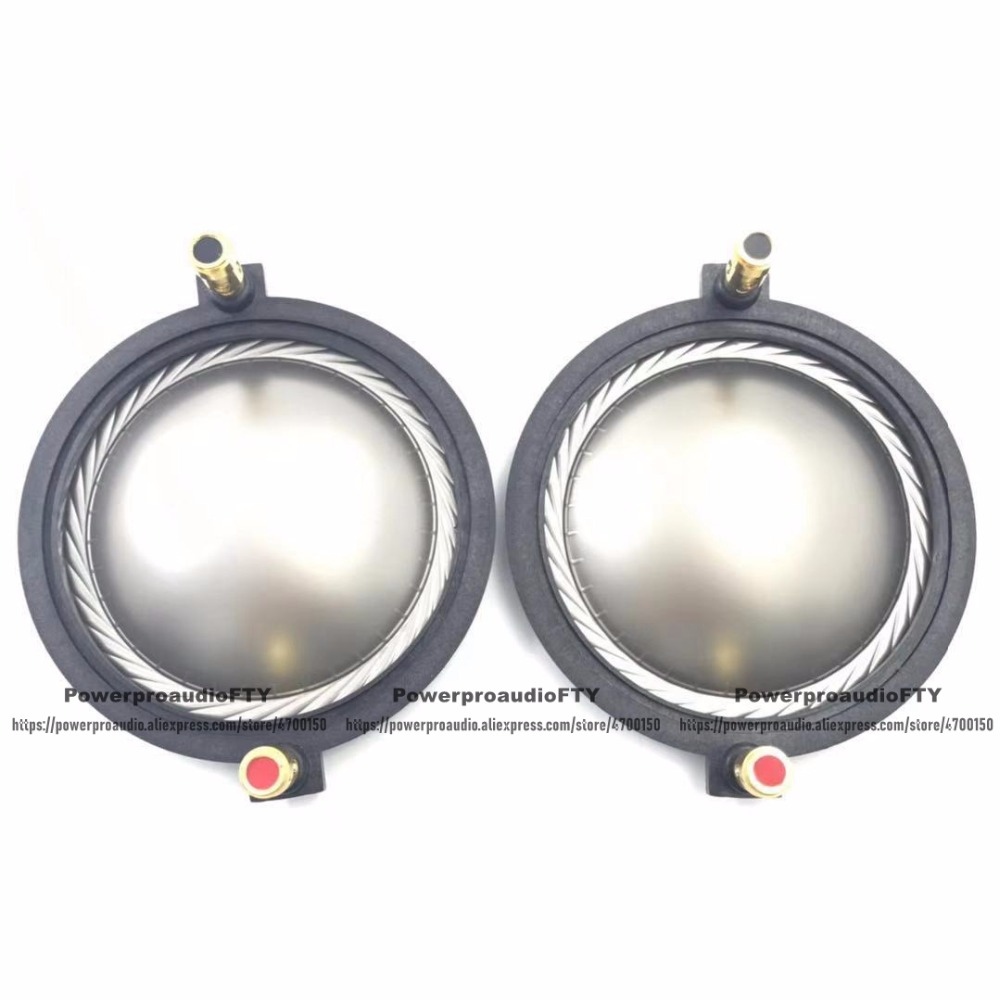 2 Pcs Membran Für B & C De800 Fahrer Lautsprecher Horn Reparatur Bc-mmd800-8/-16 8 Ohm Oder 16 Ohm FöRderung Der Produktion Von KöRperflüSsigkeit Und Speichel