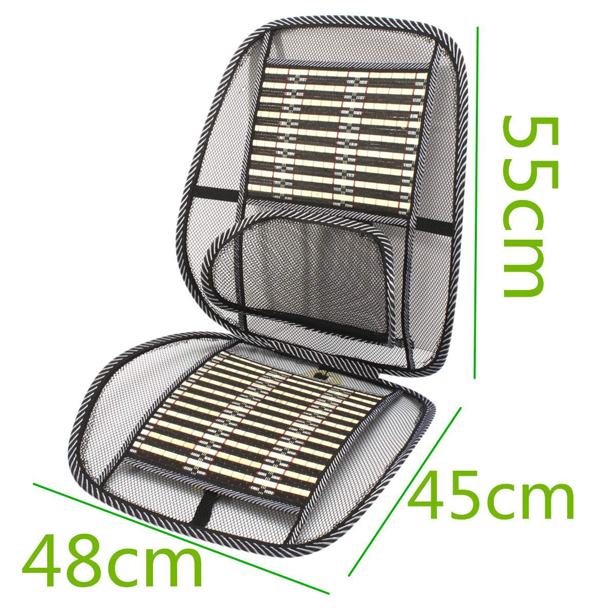 Universal Sommer Kühlmatte Draht Bambus Chip Sitzkissen für Auto ...