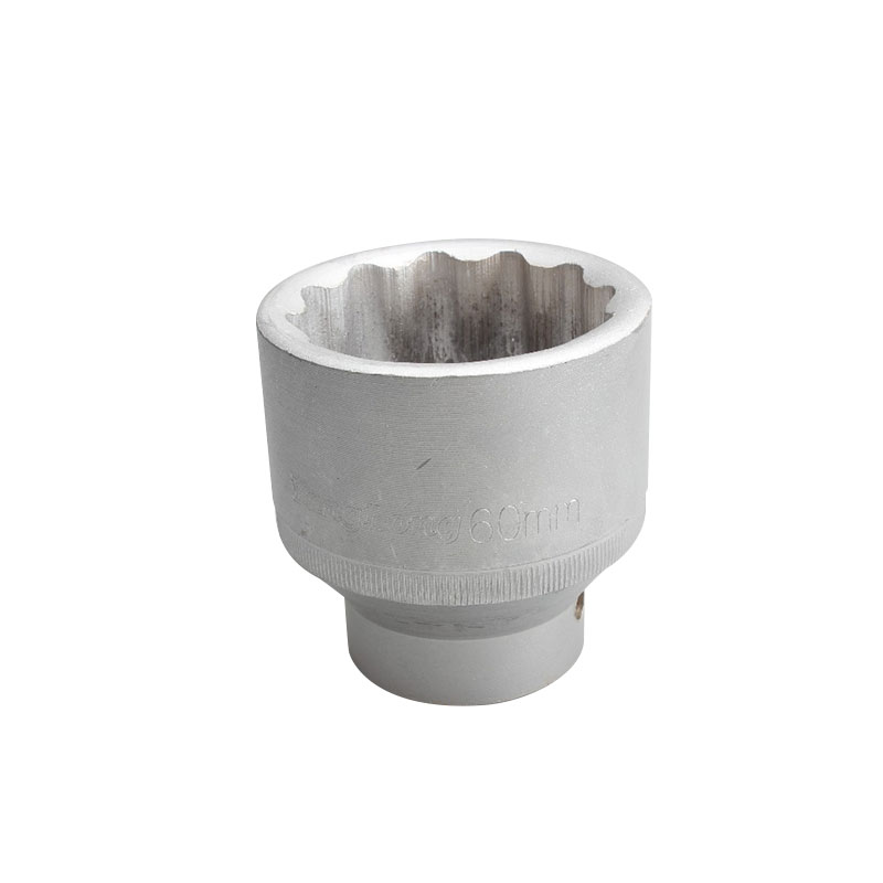 ФОТО 3/4 Heavy Plum Blossom Sleeve 60MM Multi-purpose Power Tools Accessories Plum Blossom Socket Sleeve Torque Spanner Head