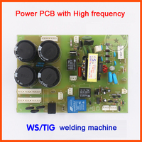 WS Tig 16 200 250 Argon Arc Welding Machine Baseboard Panel Is Fitted With High Voltage
