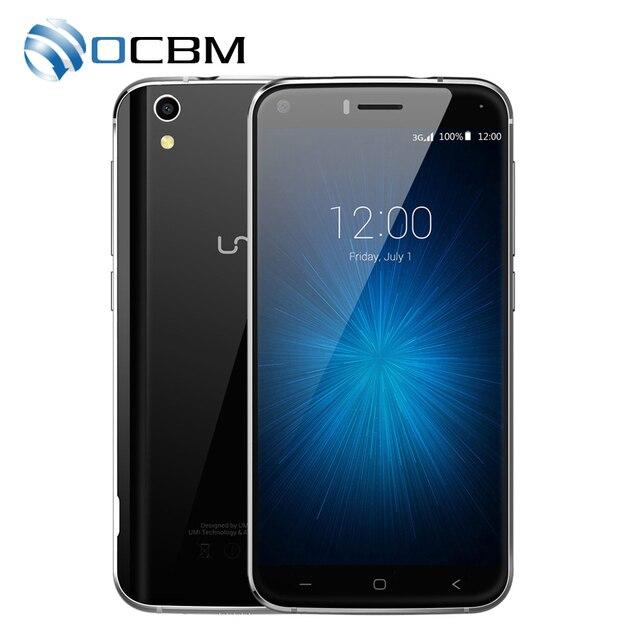 "Original Umi London 3G WCDMA MTK6580 Android 6.0 Quad Core 5.0""HD 8.0MP 2050mAh 1GB RAM 8GB ROM Rugged Anti-Fall Mobile Phone"