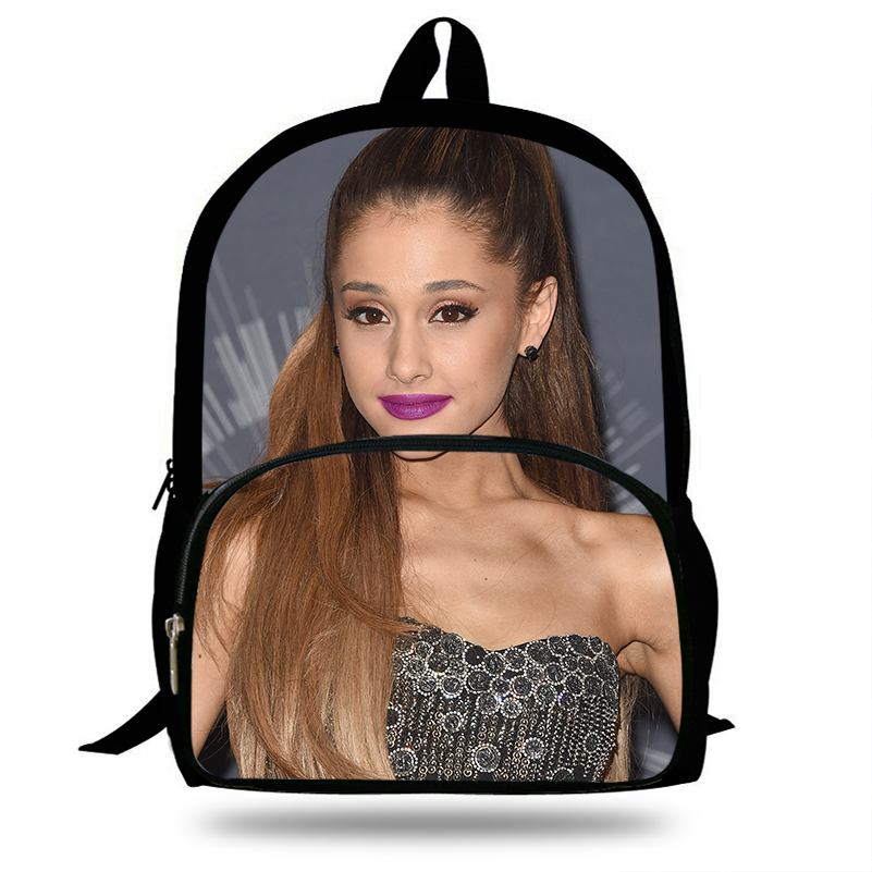 New Hot Ariana Grande Singer Pop Stars School Bags For