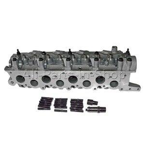 Image 3 - AP01 Culata de motor, tapa de cilindros para Mitsubishi L200 K74, MD303750, MD307718, MD348983, MD354559, MR984455, para Shogun Sport K94 2,5TD, nuevo