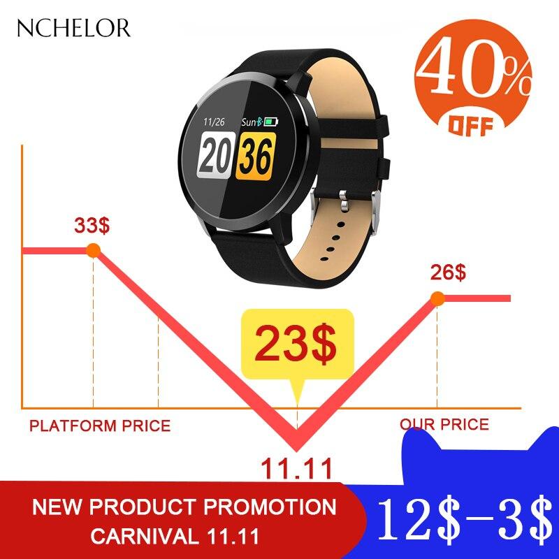New Screen Smart watch women Heart Rate Smart Watch Men watches women waterproof sport woman sport watch 2018 PK mi band 2 M3 Y5 все цены