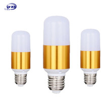 5W 7W 9W NO Strobe / Flicker LED light Bulbs Reading Table desk LED Candle lamp Spot light 110V 220V E27 For Home Decoration(China)