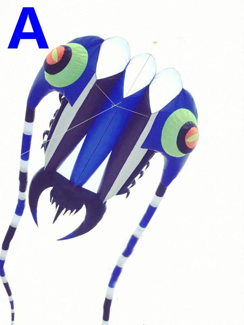 gratuit de transport maritim nou design 7sq.m trilobite moale kite - Sport și în aer liber - Fotografie 2