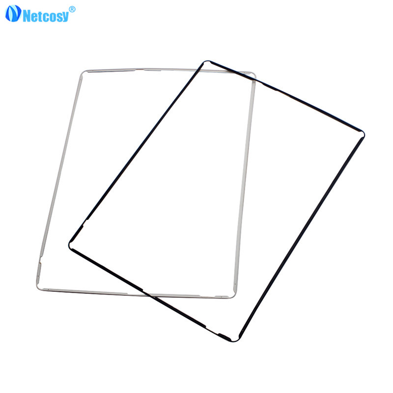 New Front Sreen LCD Screen Bezel Plastic Middle Frame For iPad 2 Replacement