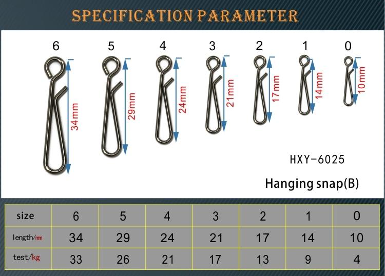 #) pendurado snap (b) rolamento giros acessórios
