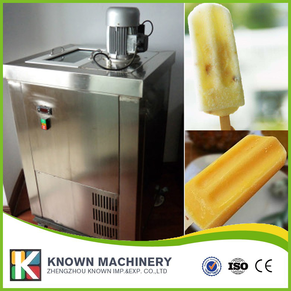 Factory direct sell stainless steel ice-lolly making machine for commercial use with CFR price shipping by seaFactory direct sell stainless steel ice-lolly making machine for commercial use with CFR price shipping by sea