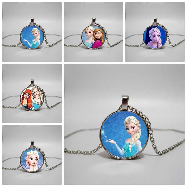 Glass Necklace men and women Necklace Jewelry Pendant Necklace DIY customized photos  nameplate necklace