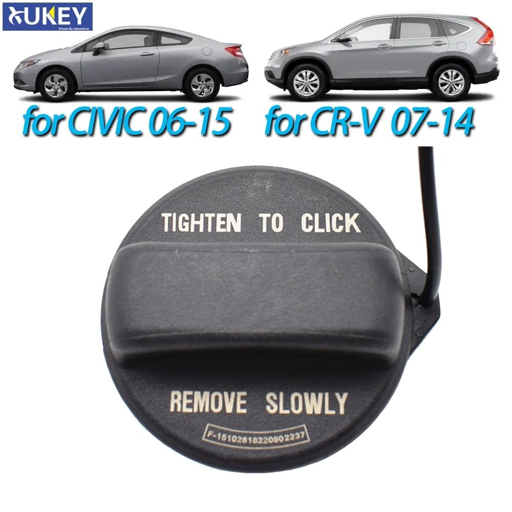 For Honda CRV Civic Accord Crosstour Fit HR-V 2006 Filler Cap Assembly Fuel Tank