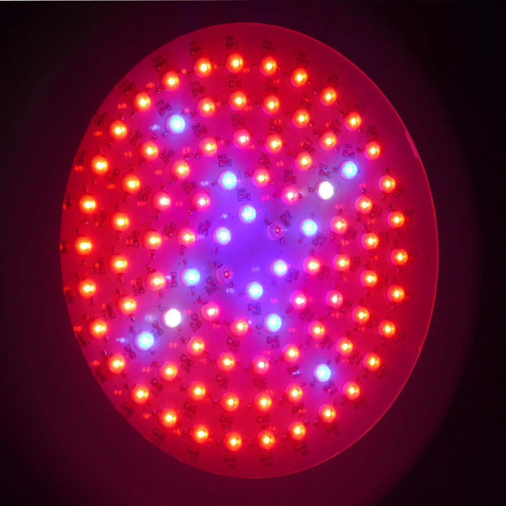 Stock In DE/AU/USA 2 Years Warranty 9 Bands Full Spectrum 270w UFO Led Grow Light 100% Quantity Medical Veg& Flowering
