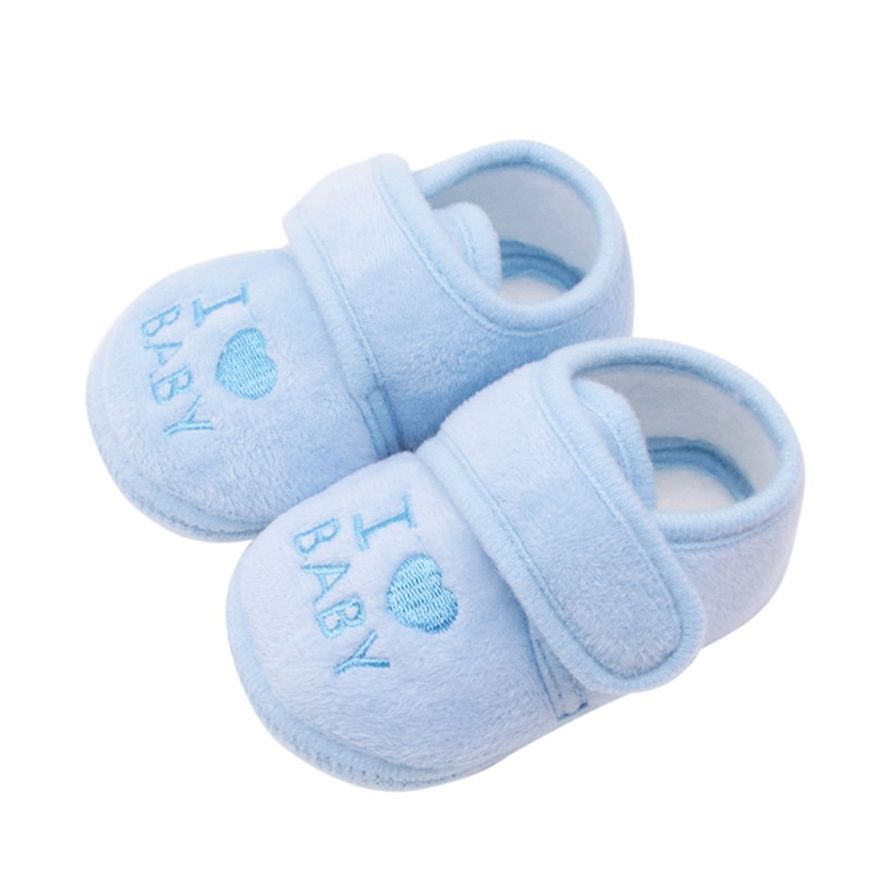 Hot Spring Summer Newborn The First Walker Shoes Letters Printed Solid Color Casual Baby Girl Shoes Cute Children Toddler Shoes