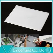 Тепло-типа slip-устойчивы мобильный телефон ремонт изоляции pad стол коврик 23 * 18 * 0.3 см термофен BGA паяльная станция платформа техническое обслуживание
