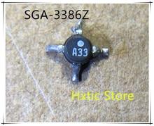 10PCS SGA-3386Z SGA-3386 SGA3386Z SGA3386 MARKING A33 33Z SMT-86 IC