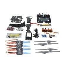 DIY RC Drone Quadcopter ARF X4M360L Frame Kit with QQ Super flight control Motor ESC flysky FS-i6 Transmitter Battery F14892-F