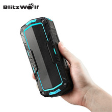 BlitzWolf BW-F3 Wireless Bluetooth IP65 Waterproof Outdoor Sport Hand Free Portable 2 x 5W Speaker Universal For Smartphone PC