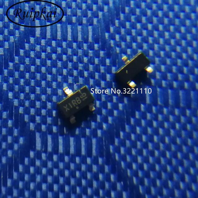 US $4 12 |50PCS ME2345 SI2345 SOT 23 MARKING :X1R8 P Channel Enhancement  MOSFET 3 6A 30V SMD Transistor-in Battery Accessories & Charger Accessories