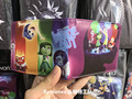 Mind agent Inside Out big battle cartoon cartoon children's student wallet wallet