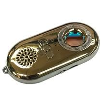 Шпиона лазера Камера Finder для отеля, Ванная комната анти-шпионский объектив трекер маленький портативные детекторы с вибрационные сигналы K98 (золото)