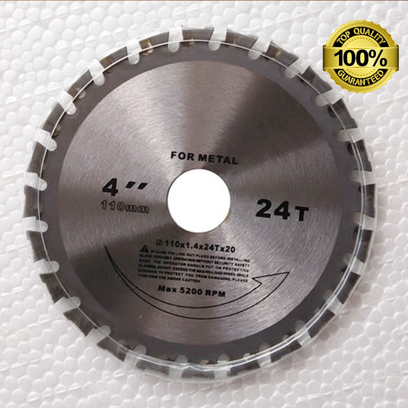 4inch metal saw circle saw blade saw for wood metal steel al-alloy cutting at good price and fast delivery  цены