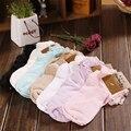Moda feminina de Algodão Princesa Menina Doce Bonito Das Mulheres Das Senhoras Do Vintage Lace Ruffle Folhos Ankle Socks Feminino Meias Cor Sólida CB