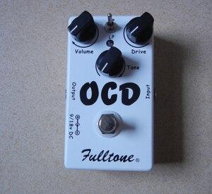 Image 5 - ملحقات الغيتار نسخة فولتون OCD دواسة الغيتار محرك الوسواس القهري (OCD) دواسة لهجة كبيرة دواسة دي guitarra