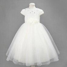 Wendig Prinzessin Kleidung Abend Formal Mädchen Blume Prinzessin Tragen Für Partei Und Hochzeit