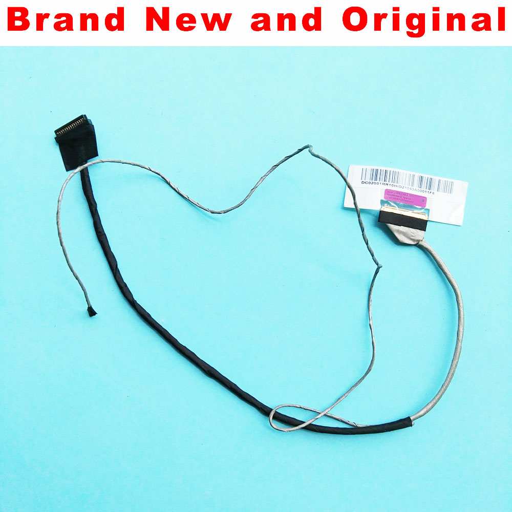 hight resolution of new original for lenovo g500s g505s laptop vilg1 dc02001rr10 uma lcd video cable lcd lvds video cable