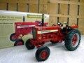 Игрушка Трактор Times 656 Случае трактор Palais сплава модель подарок ERTL 1:16