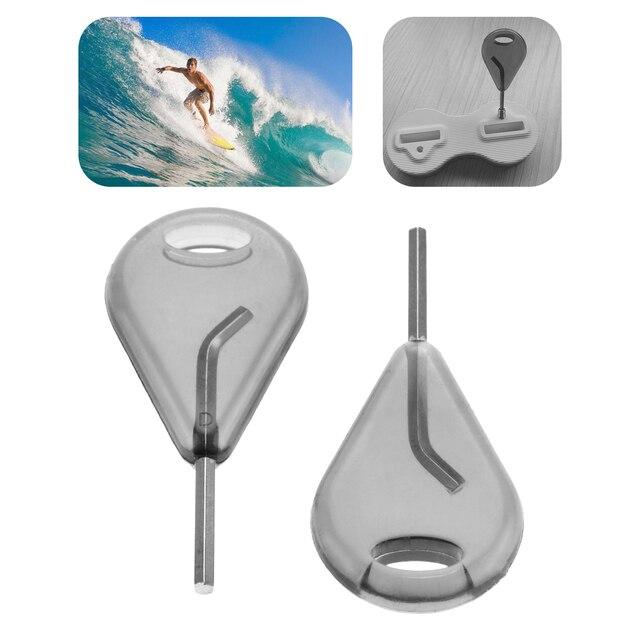 10 шт инструменты для серфинга с шестигранным ключом 52 мм