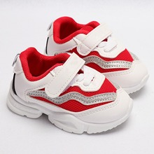 New Infant Sneakers Newborn Breathable Sports Shoes Baby Tod