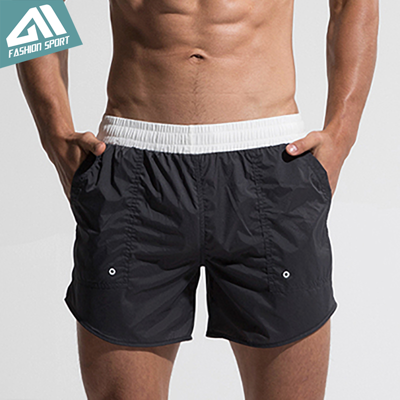 Desmiit Fast Dry Men's   Board     Shorts   Summer Beach Surfing Man Swimming   Shorts   Athletic Sport Running Hybrid Home   Shorts   AM2043
